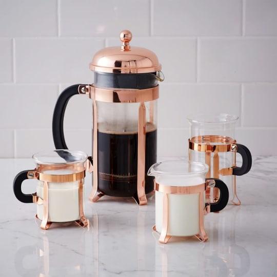 Bodum Copper French Press, 8 Cup