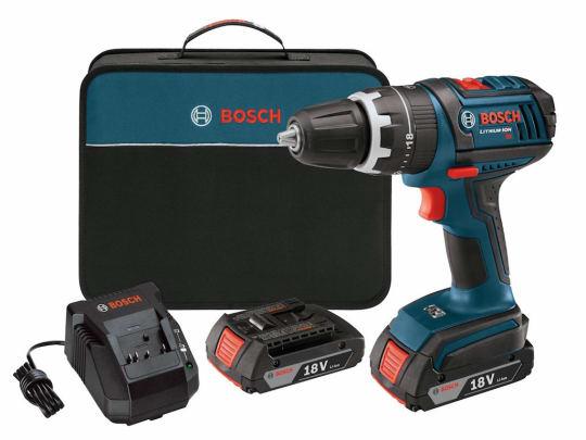 Bosch DDS181-02 18-Volt Compact Drill