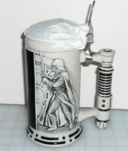 Star Wars Ceramic Beer Stein - 1998 Limited Edition