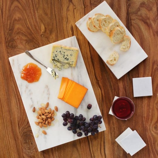 Large Vermont Marble Cheese Board from Vermont Lifestyle