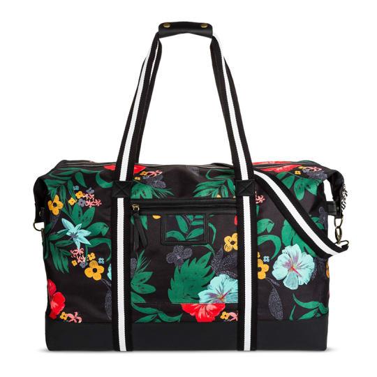 Tropical Print Weekender Bag at Target