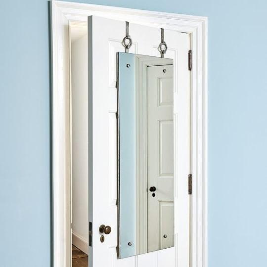 Amanda Over-the-Door Mirror at Ballard Designs