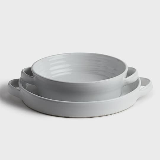 Brookfield Baking Dishes by Simon Pearce
