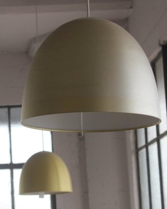 ARTEMIDE Nur Pendant Dome Light
