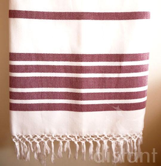 Herringbone Turkish Bath Towel