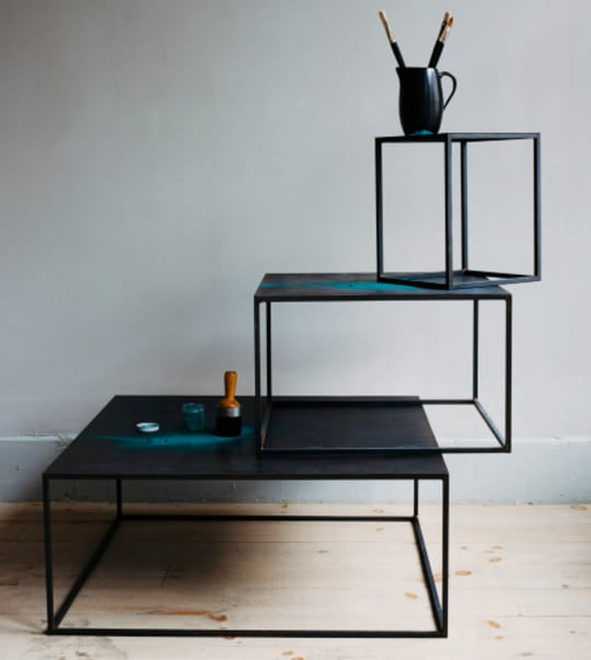 Metal Accent Tables