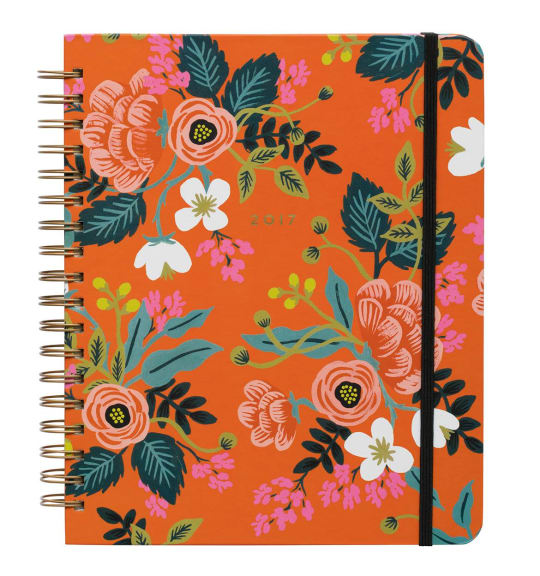 Rifle Paper 17-Month Day Planner
