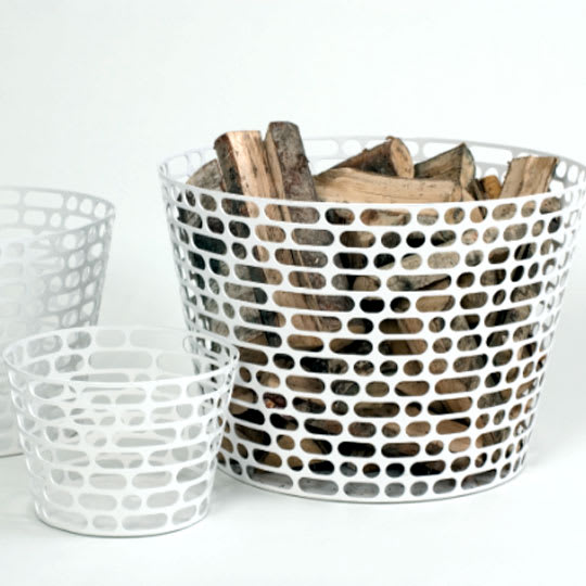 Asplund Code Baskets by Ola Wihlborg