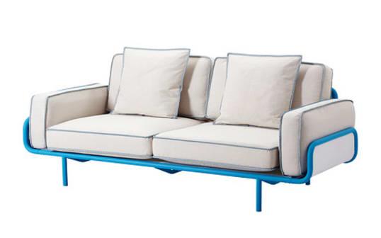 PS 2012 Sofa by Nike Karlsson