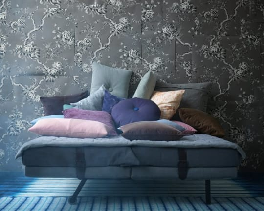 Ashfield Floral Wallpaper
