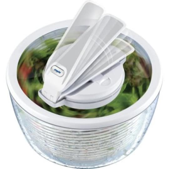 Smart Touch Salad Spinner from Zyliss