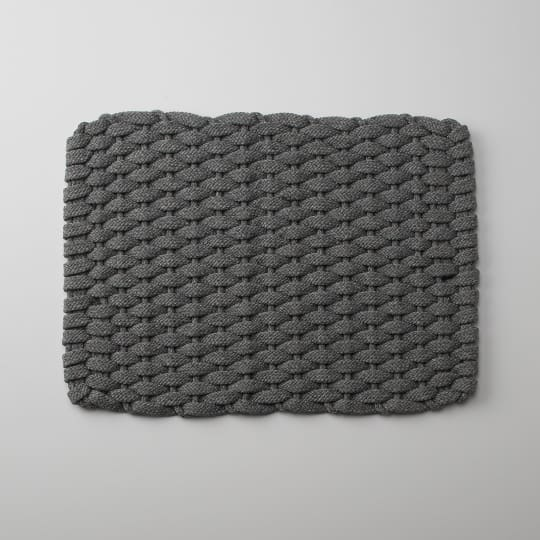 Rugged Rope Mat from Schoolhouse Electric