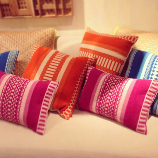 Saudades Pillows