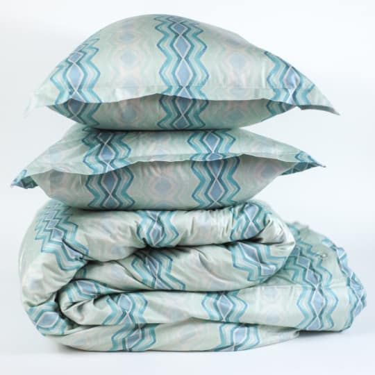 Bunglo Ocean Waves Duvet
