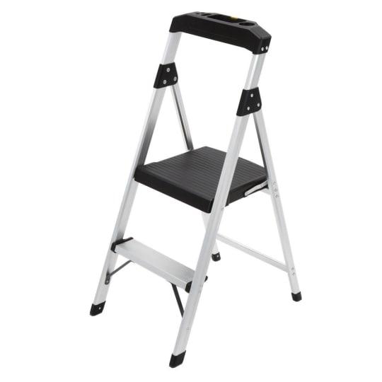 Gorilla Ladders 2-Step Aluminum Step Ladder