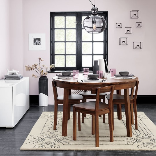 Dining Room Sets For Small Apartments: An Elegant, Compact Dining Set For Small Spaces