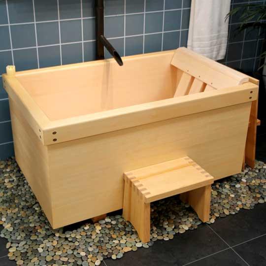 Authentic Japanese Ofuro Tub