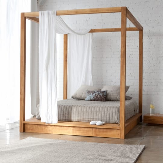 PCH Series Canopy Bed at Inmod