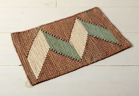 Straw Mat from The Joinery