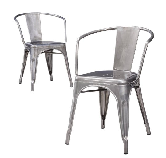 Carlisle Metal Dining Chair