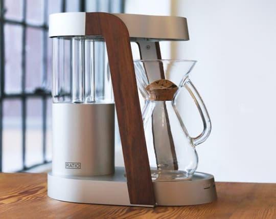 Ratio Coffee Machine