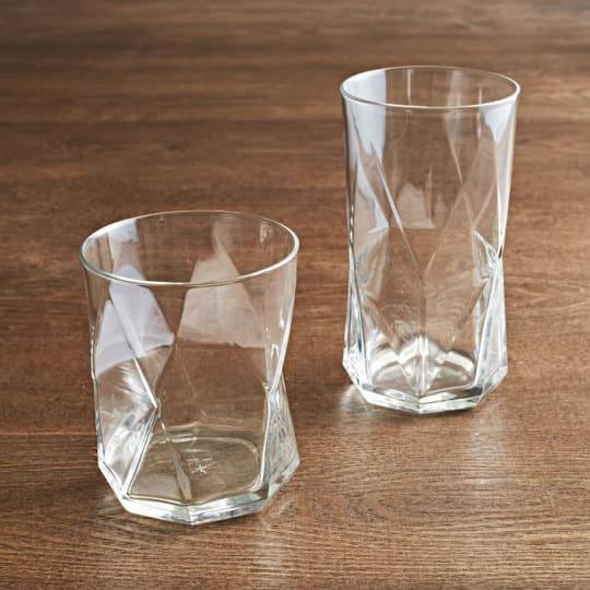 Bormioli Rocco Cassiopeia Glassware