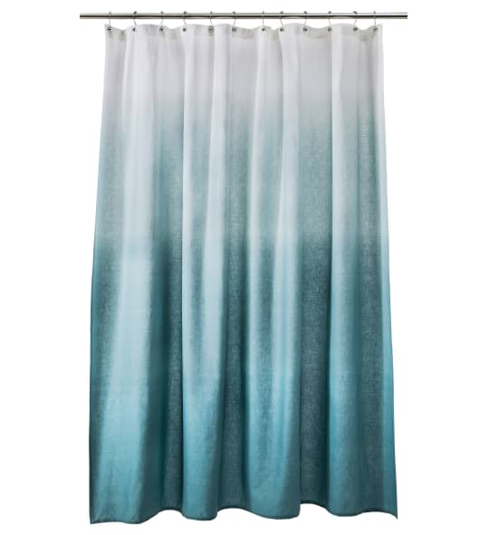 Ombre Shower Curtain