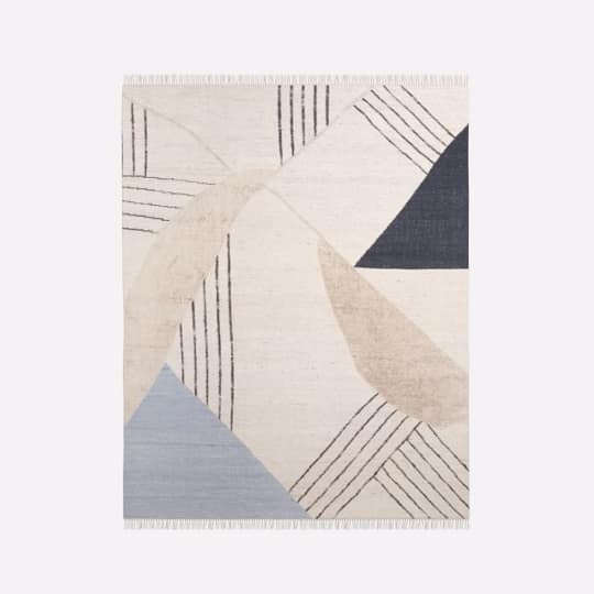 Linear Abstract Rug