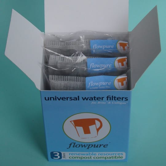 Flowpure Compostable Water Filters
