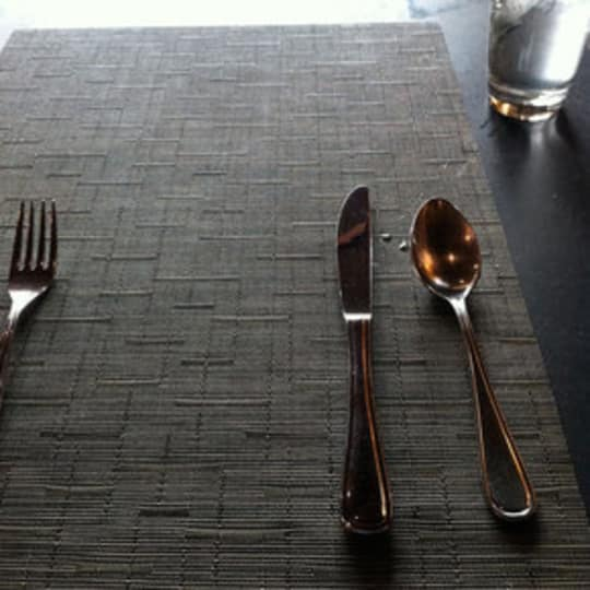 Bamboo Placemats by Sandy Chilewich