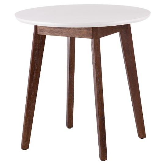 Oden Table Wood/White at Target