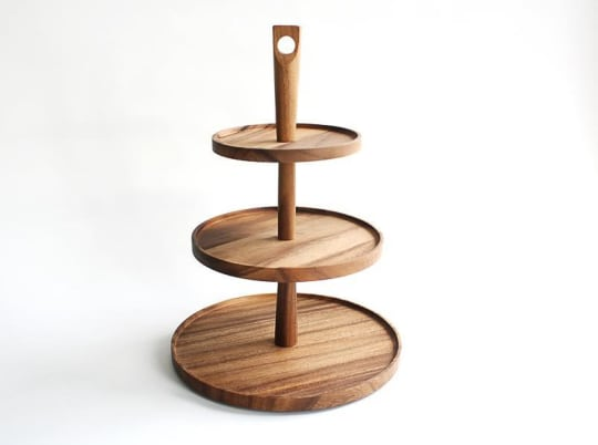 3-Tier Cake Stand by Chabatree