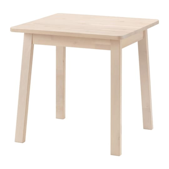 NORRÅKER Table at IKEA