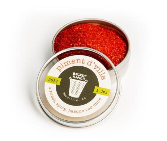 Piment d'Ville Basque Chili Powder