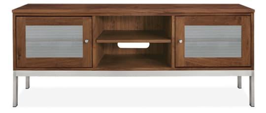 Linear Media Cabinets at Room & Board