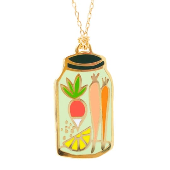 Canning Jar Pendant from Yellow Owl Workshop