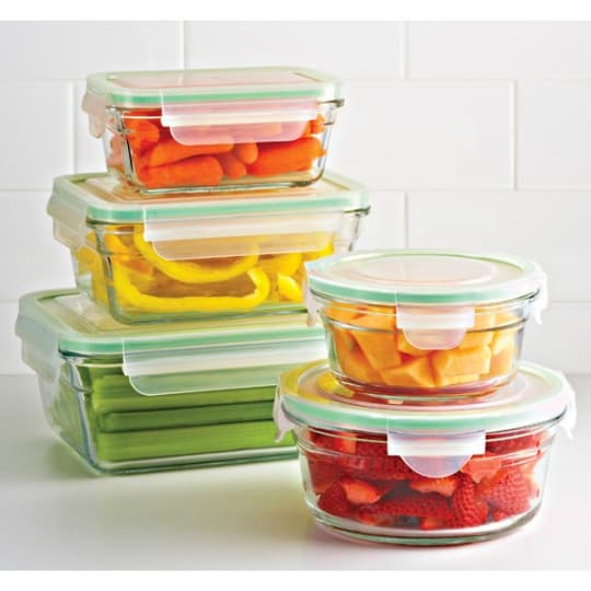 Glasslock Food Containers by Snapware