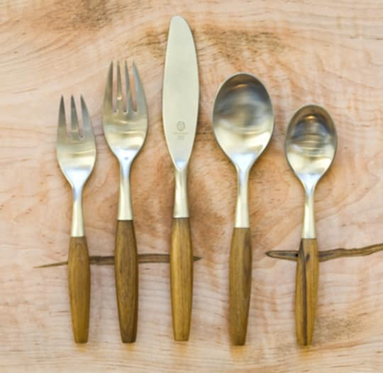 Fjord Flatware by Jens Quistgaard
