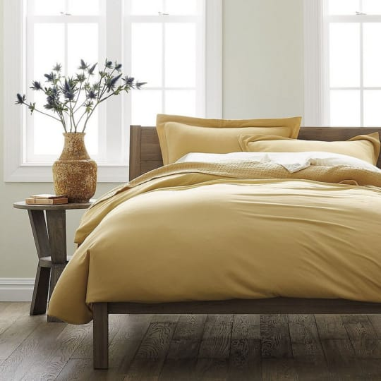 The Company Store Organic Cotton Jersey Duvet