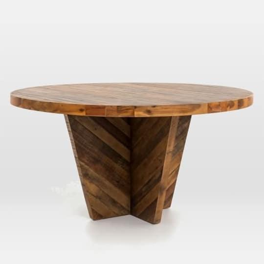 Alexa Round Dining Table