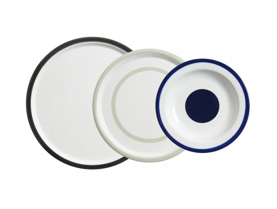Enameled Metal Dishes from Merci