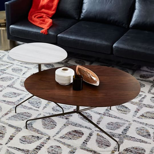 Olson Coffee Table at West Elm
