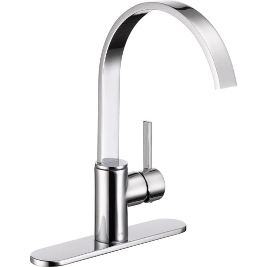 Delta Mandolin Single-Handle Standard Kitchen Faucet
