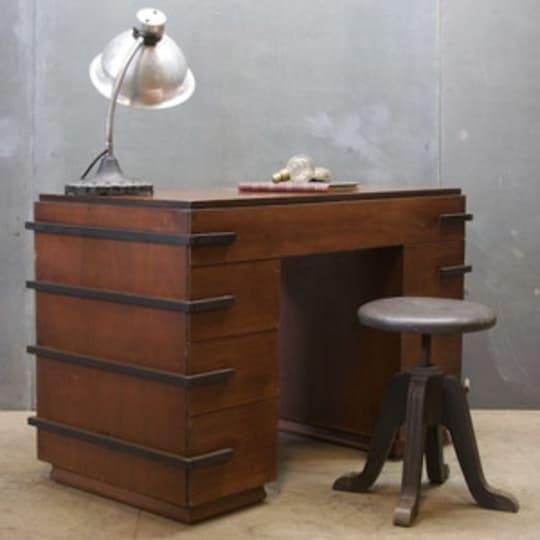 Donald Deskey Vintage Desk