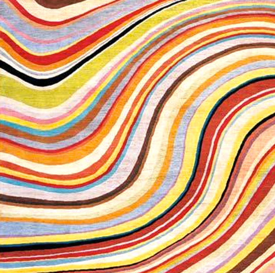Swirl Rug by Paul Smith