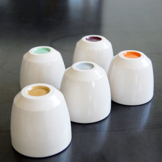 Dot Espresso Cup from Pigeon Toe Ceramics