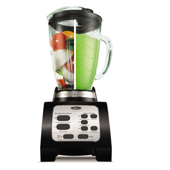 Oster BRLY07-B 600-watt, 7-Speed Fusion Blender, Black