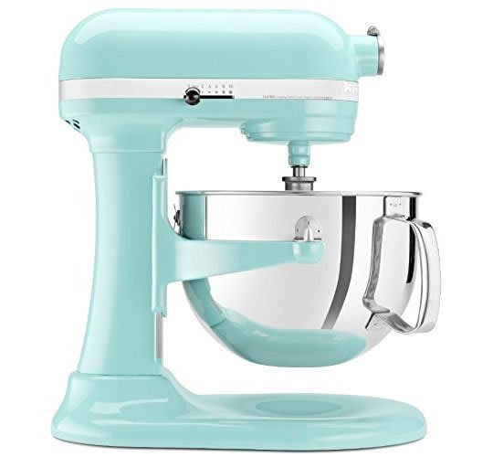 KitchenAid Professional 5 Plus Stand Mixer in Ice Blue