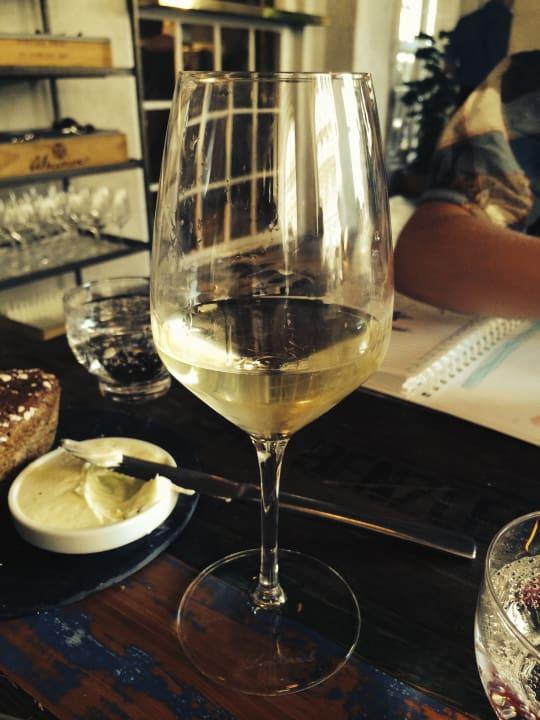 Bormioli Riesling Wine Glasses, Set of 4