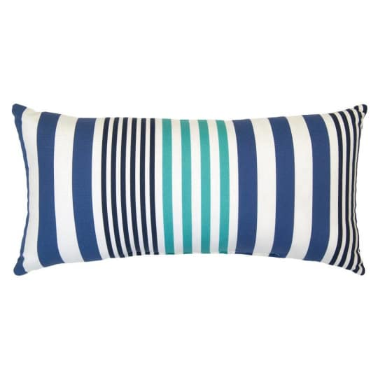 Cool Stripe Outdoor Pillow